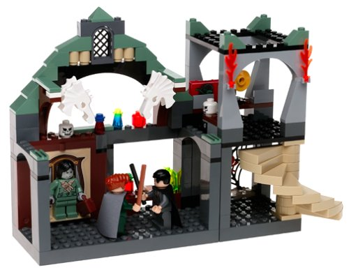 Remus Lupin - Brickipedia, the LEGO Wiki