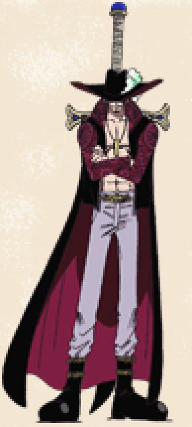 Dracule Mihawk - One Piece x Fairy Tail Wiki