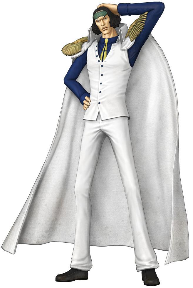Kuzan - The One Piece Wiki - Manga, Anime, Pirates ...
