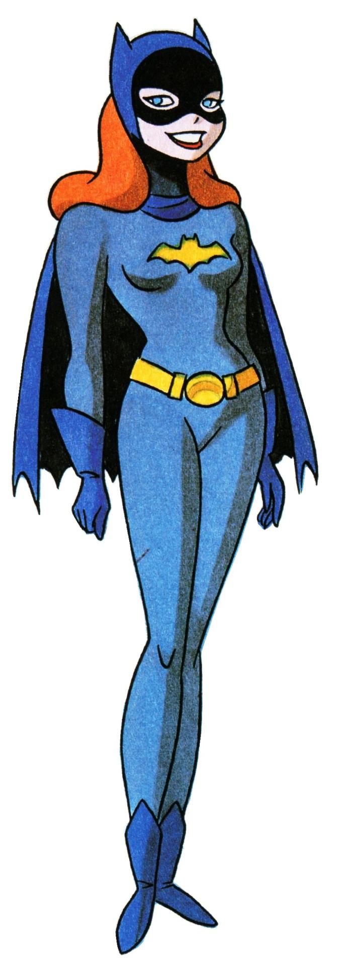 Batgirl - Batman:The Animated Series Wiki