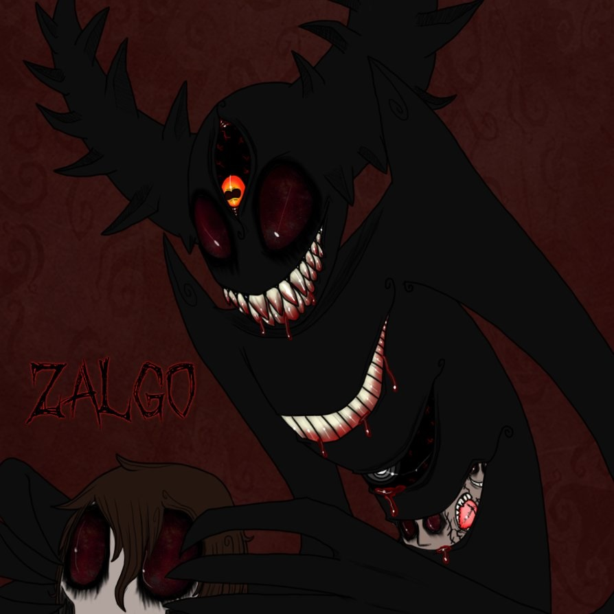 What is zalgo