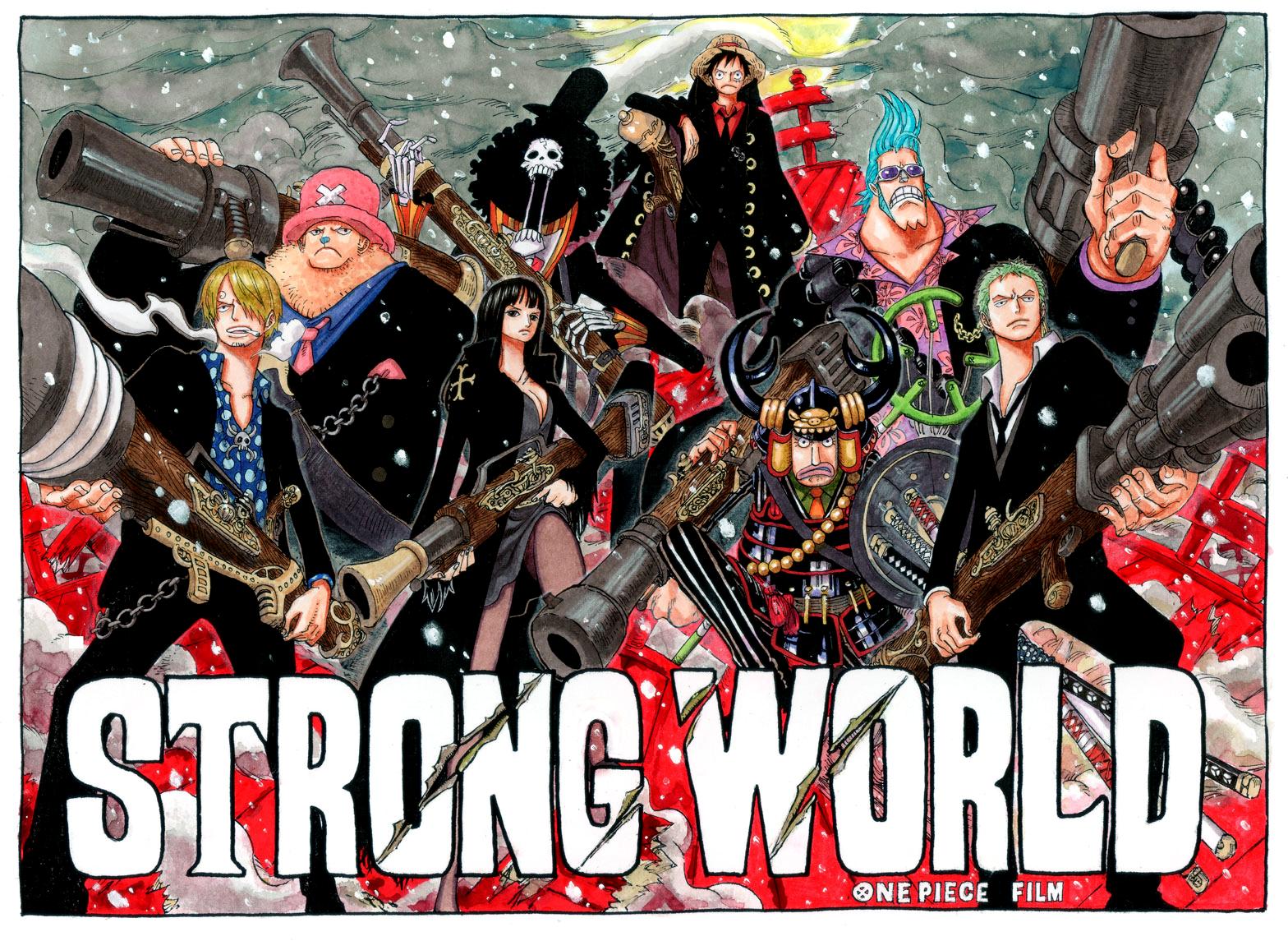 Chapter 0 - The One Piece Wiki - Manga, Anime, Pirates ...