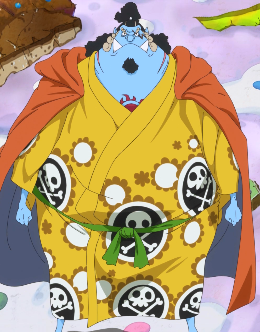 Jinbe - One Piece Encyclopedia - Wikia