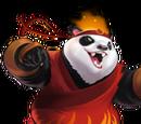 Monstruos Raros Pandaken
