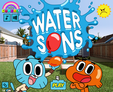 Water Sons | Play Free Gumball Games