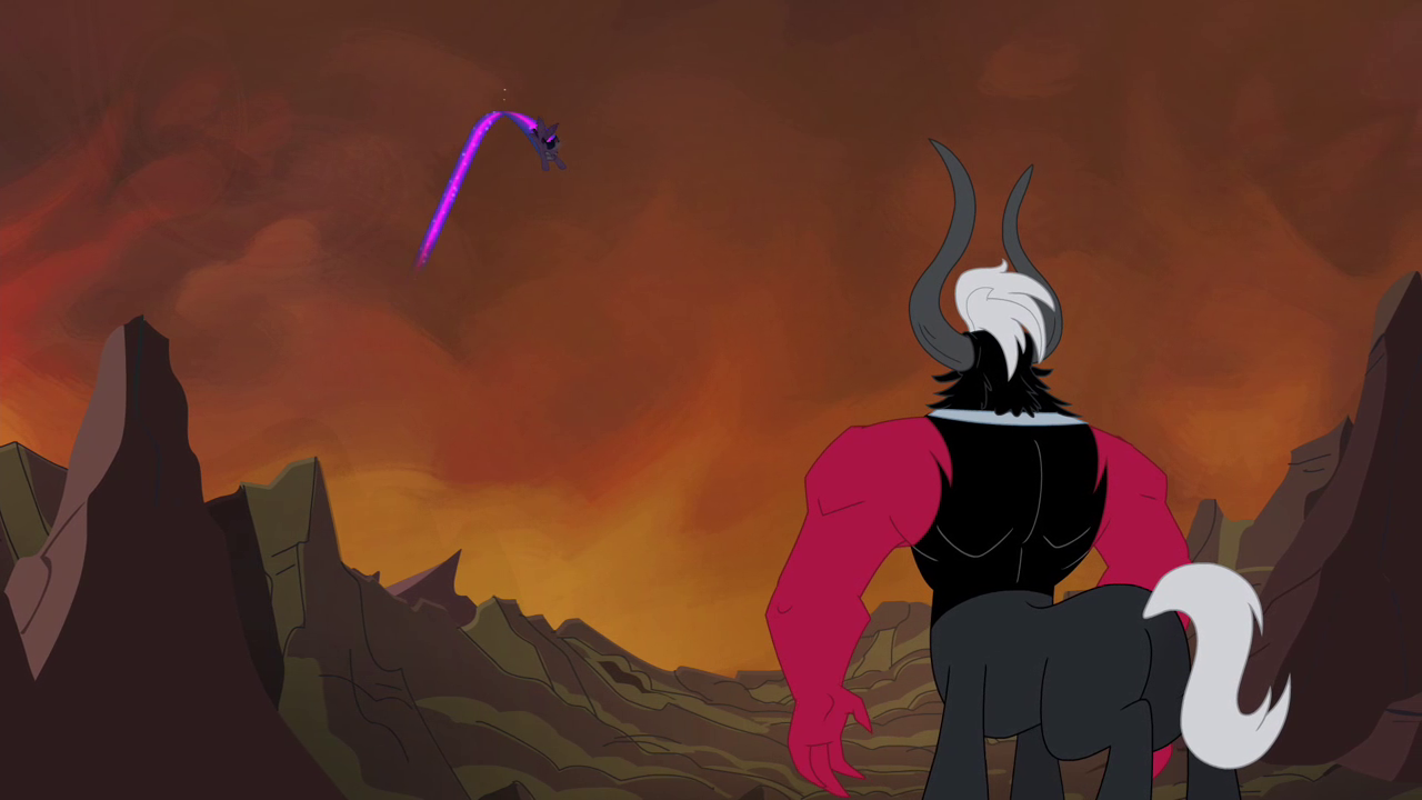Image tirek throws twilight towards the mountain s4e26 png my - An Error Occurred