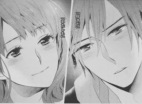 Read Brothers Conflict Season 2 Manga - Brothers Conflict feat. Tsubaki & Azusa  manga  Brothers conflict, Brother, Anime love Manga Art Style