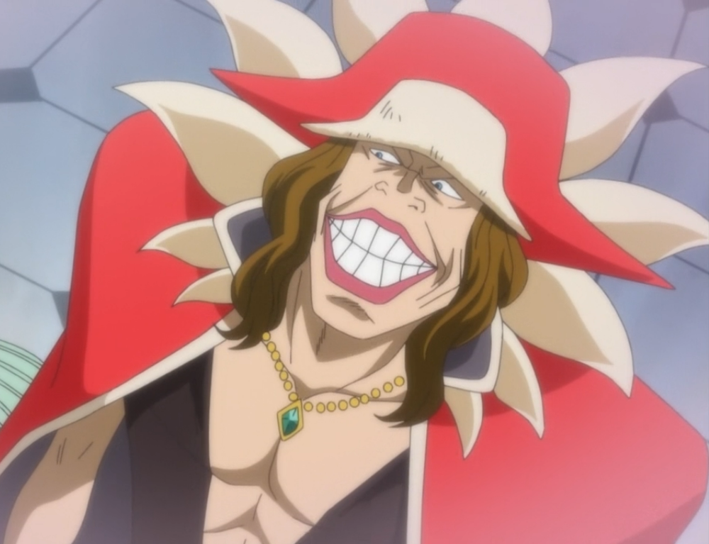 Diamante - One Piece Wiki