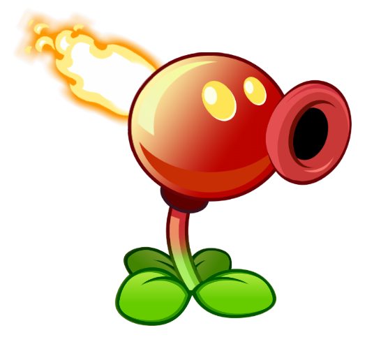 **Fire Peashooter Page!!!** - Plants vs. Zombies Wiki, the ...