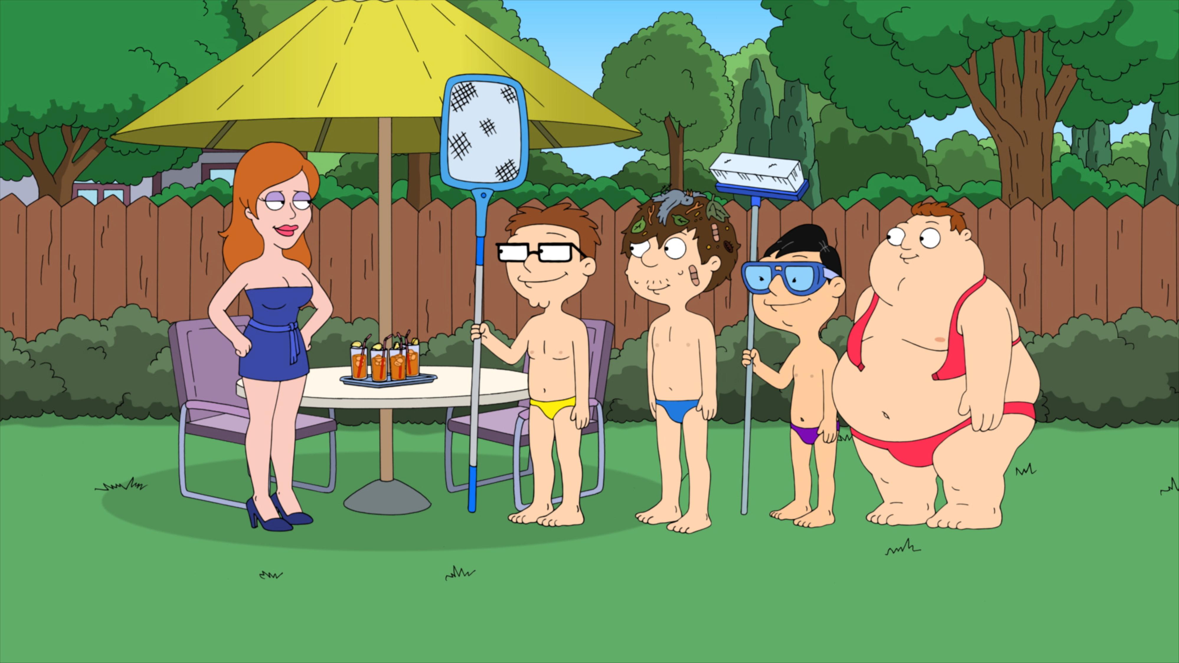 Aviva from wild kratts naked