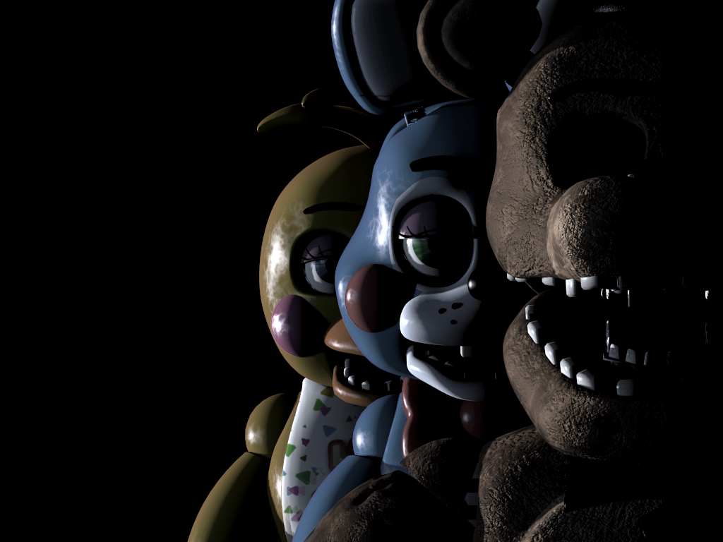 5 Nights At Freddy's Chica compare & contrast - lessons - tes teach