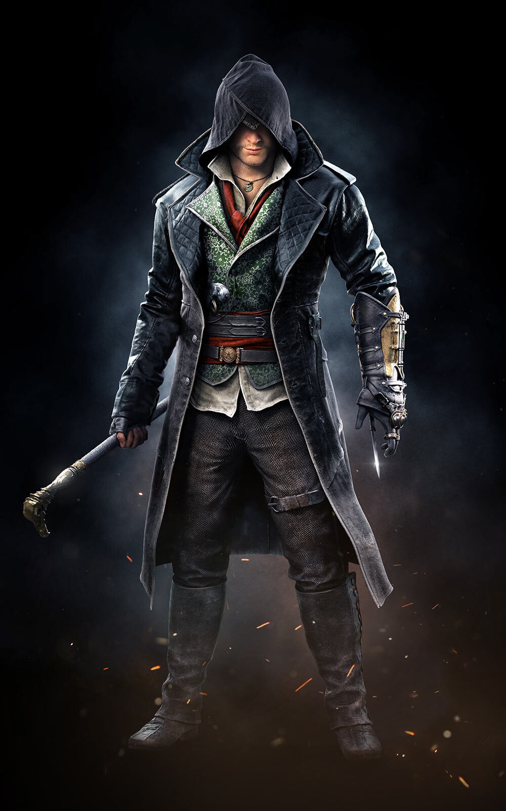Jacob Frye Assassin S Creed Syndicate Minecraft Skin